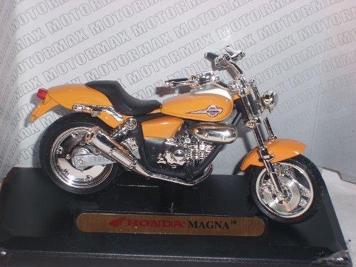 Motormax Honda Magna Orange 1/18 Motor Max Modellmotorrad Modell Motorrad