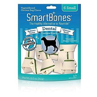 Smart bones Dental Dog Chew, Mini, 8-Pieces 12