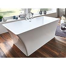 Suchergebnis auf Amazon.de für: freistehende badewanne armatur | {Freistehende badewanne eckig 93}