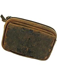 Pays en cuir vintage Anatomy–beltbag Sean–Sac ceinture