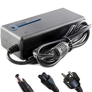 Visiodirect® Adaptateur Alimentation Chargeur pour ordinateur portable HP COMPAQ Envy Spectre XT Ultrabook 13-2016