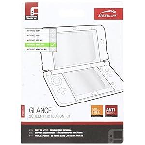 Speedlink GLANCE Screen Protection Kit Schutzfolien-Set – [New 3DS]