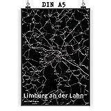 Mr. & Mrs. Panda Poster DIN A5 Stadt Limburg an der Lahn