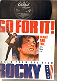 JOEY B ELLIS AND TYNETTA HARE - GO FOR IT - 12 inch vinyl
