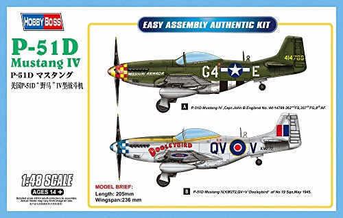 Aircraft - p-51 mustang the best Amazon price in SaveMoney.es