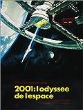 Poster 100 x 130 cm: 2001: Odyssee im Weltraum von Everett Collection - Hochwertiger Kunstdruck, Neues Kunstposter