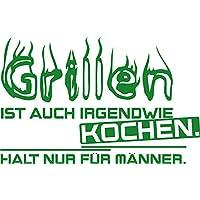 Graz Design Wandtattoo Wand Spruch Grillen Spruch | Küchen Tattoos Für  Küchen