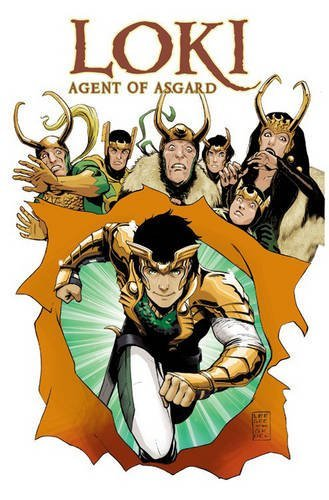 Loki: Agent of Asgard Volume 2: I Cannot Tell a Lie by Al Ewing (2015-05-12)