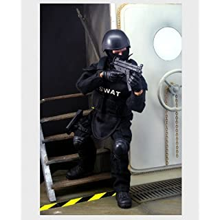Baellar 12'' Special Forces Soldiers Action Figure - SWAT