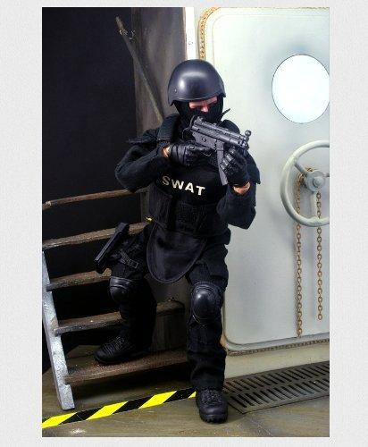 Baellar 12 '' Spezialkräfte Soldaten Actionfigur - - Fbi Agent Kostüm Kinder