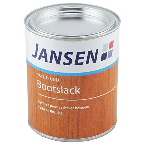 JANSEN Yacht- und Bootslack 750ml