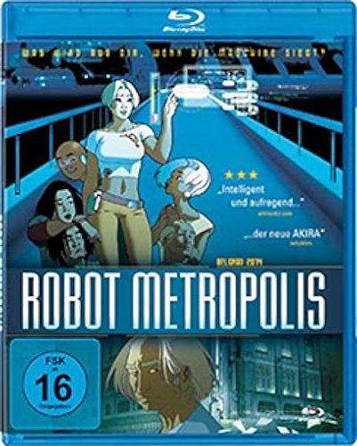 Robot Metropolis - Was wird aus dir, wenn die Maschine siegt? [Blu-ray]