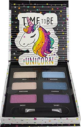 Time to Be a - Unicorn - Einhorn - Eye Shadow - Lidschatten - Palette - 13,2g