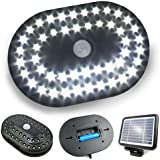 PowerBee ® Solar Ray Solar Shed Light 48 Superbright led's Motion Activated Mains equivalent for your garden shed, garage or outbuilding