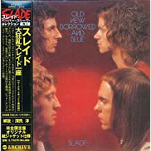 Old New Borrowed & Blue (Ltd Japan Papersleeve CD)