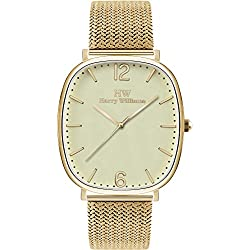 Only time clock Women Harry Williams Casual Cod. hw-x2261l/03M