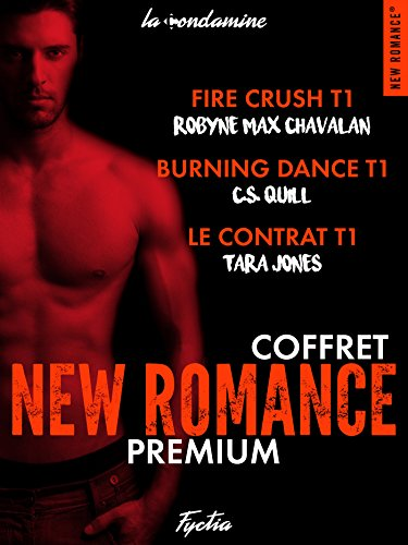 Coffret New Romance Premium par [Collectif]