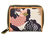 Oilily Botanic Pop XS Wallet Charcoal