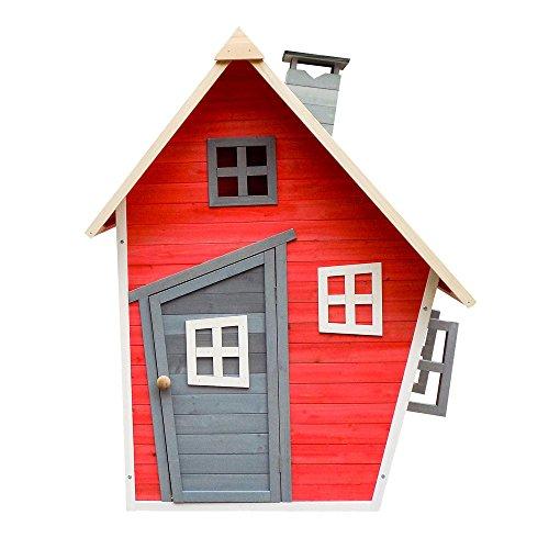 WilTec caseta infantil ventanas