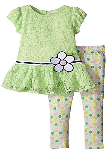 Youngland Entzückende Strick-Tunika + Legging Gr. 92,98,104,110,116,122 Größe 98 - Outfits Youngland Für Mädchen