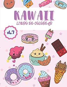 Kawaii Libro de Colorear: 47