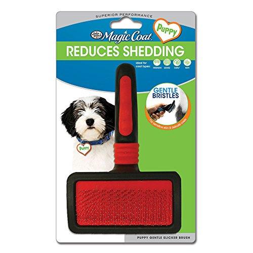Artikelbild: Four Paws Vier Pfoten Ultimate Touch große Hunde Pflege Sanfte Zupfbürste, sanft, Puppies