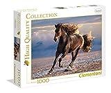 Clementoni 39420wildpferd–HQC Puzzle, 1000Piezas