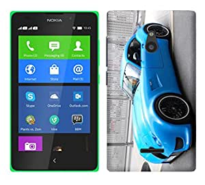 WOW Printed Designer Mobile Case Back Cover For Nokia XL