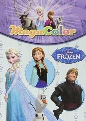 Frozen. Megacolor de Libros Disney