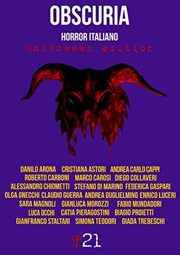 Obscuria: Horror italiano - Halloween Edition (Damster - Comma21 ...