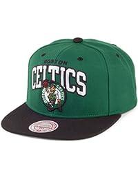 Amazon.es  Celtics - Verde   Gorras de béisbol   Sombreros y gorras ... b184135297b