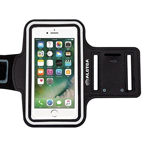 ALOTOA-Regolabile-Sports-Armband-con-3-fori-design-per-iPhone-76-iPhone-6S-sweatproof-iPhone-bracciale-con-la-scanalatura-chiave-per-Running-jogging-ciclismo-allenamento-e-di-esercitazione