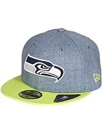 New Era Herren Caps / Fitted Cap Heather Team Seattle Seahawks