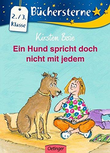 Ein Hund spricht doch nicht mit jedem (Büchersterne)