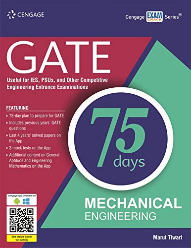 Gate in 75 Days-Mechanical Engineering