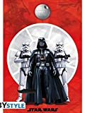 AbyStyle - Poster Star Wars - Dark Vader & 2 Troopers 98x68cm -...