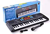 Best Kids Electronics - CRAZY BEAM Multi-Color Key Melody Mixing Piano Review