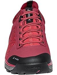 Vaude Women'S Tereo Sympatex - Zapato Brogue de Material sintético Mujer, Color Azul, Talla 39.5
