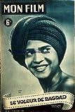 mon film no 16 du 13 11 1946 sabu dans le voleur de bagdad production korda edition regina dorothy lamour