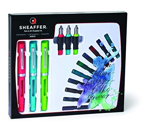 Sheaffer Calligraphy - Pack 3 plumas estilográficas