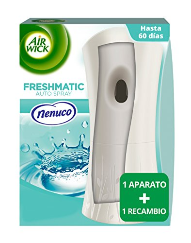 Air Wick - Ambientador Nenuco Freshmatic Max