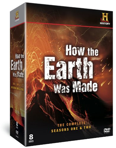 How the Earth Was Made - Seasons 1 and 2 [DVD] [UK Import] (Channel-dvd History)