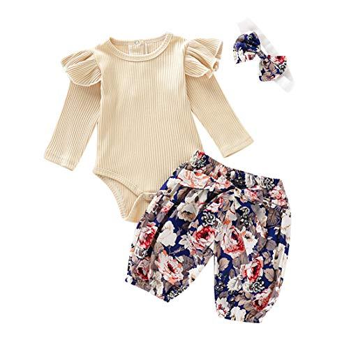 Cuteelf Baby Prop Fotografie, Baby Kostüm,Foto Fotografie Outfits Baby Kostüm Tütü Rock Pettiskirt Mädchen Blumen Stirnband (Pink)