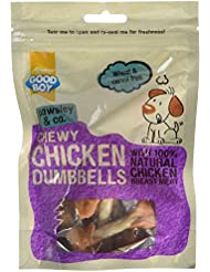 Good Boy Chewy Chicken Dumbbells, 100g