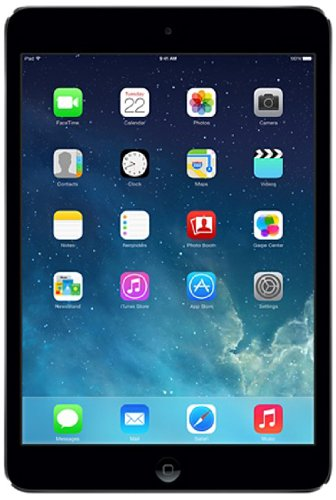 Price comparison product image Apple iPad Mini 2 16GB Wi-Fi - Space Grey