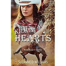 Kickin' Hearts (Rodeo Girl Series Book 1) (English Edition)
