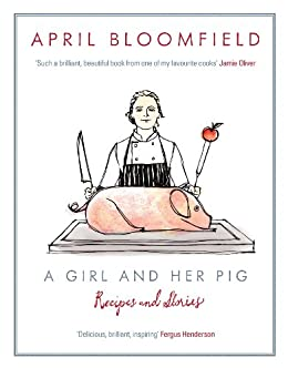 A Girl and Her Pig by [Bloomfield, April]