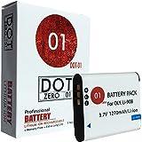 DOT-01 Brand Olympus Tough TG-5 Battery For Olympus TG-5 Waterproof Camera And Olympus TG5 Battery Bundle For Olympus LI92B LI-92B