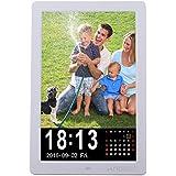Galleria fotografica Andoer 12 LED HD Photo Foto Cornice Digitale1280 * 800 Frame Desktop Supporto MP3 / MP4 / E-book / Calendario...