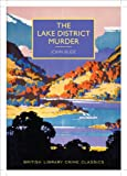 The Lake District Murder by John Bude front cover